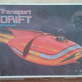 SPINDRIFT  - Model Cars