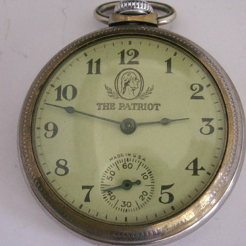 E. Ingraham Patriot - Pocket Watches