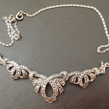 Art Deco Necklace - Art Deco