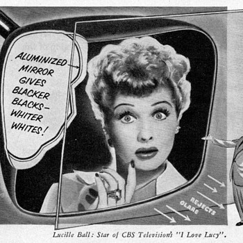 1952 - Lucille Ball for General Electric - Advertisement - Advertising