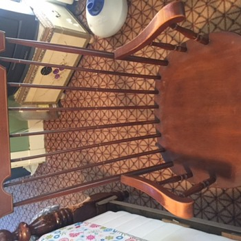 I love sitting in this chair! - Furniture