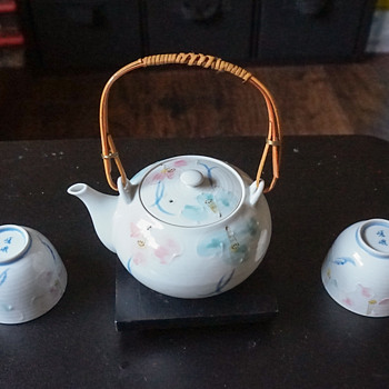 Mystery Tea Set - China and Dinnerware