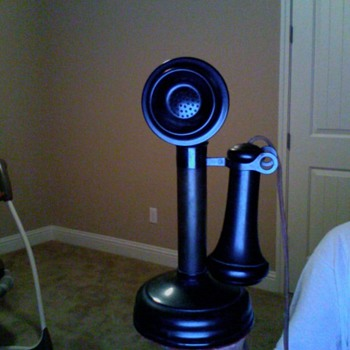 Kellog s&s co. Candlestick Phone