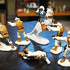 Vintage Star Wars Micro Collection Metal Figures