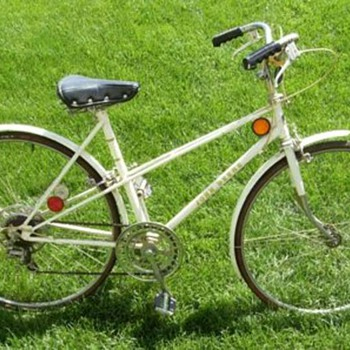 MY John Deere Bicycle ( 1970's) - Outdoor Sports