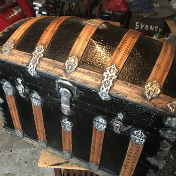 Martin Maier Antique Trunk - Furniture