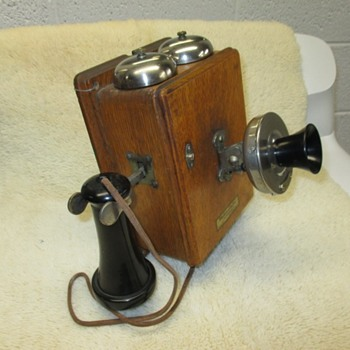 "Western Electric - "" Compact Telephone"", model 293A"
