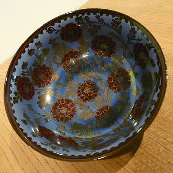 ROYAL LANCASTRIAN RICHARD JOYCE c 1920 - Art Pottery