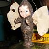 Kewpie Bride & Groom / Christmas Tree Ornament