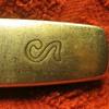 Schraffts knife, vintage Frank G. Shattuck Co.