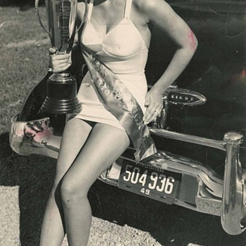 1948 Junior Miss America - Photographs