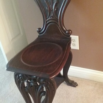 Butler Chair - Furniture