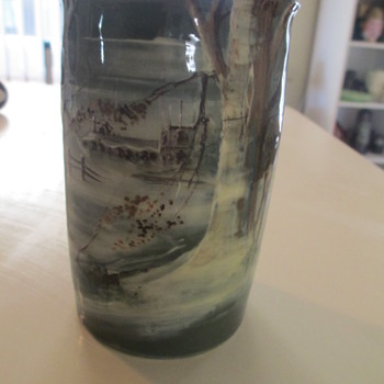 Antique Royal Doulton Vase