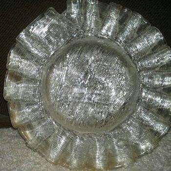 Hard Plastic Plate