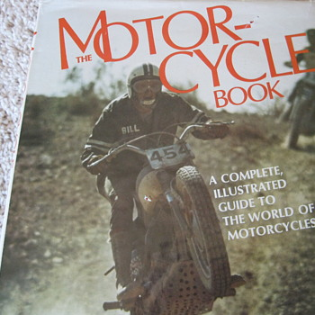 THE MOTORCYCLE BOOK  For Men & Women
