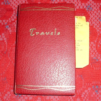 Jet Setters  Travel Journal of  the 70&#039;s