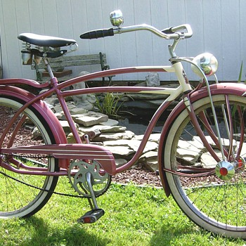 1941 Road Master Bicycle - Outdoor Sports