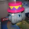 Circus elephant mug
