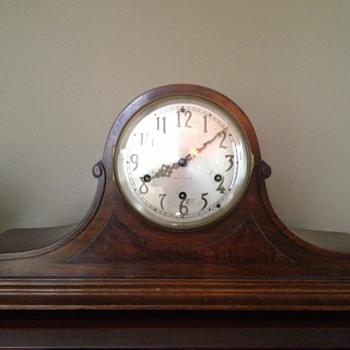 My great grandmother&#039;s Seth Thomas Mantle Clock #99 - Clocks