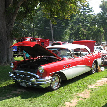 26th Olcott Beach Car Show - Classic Cars