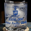 Santa Anita Derby Rocks Glass