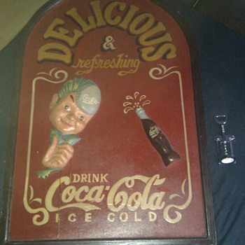 Can anyone tell me if this is worth something? - Coca-Cola