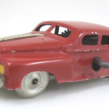 Baby Pontiac Occupied Japan - Toys
