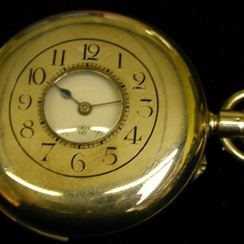 Demi-Hunter Quarter Repeater Pocket Watch - Pocket Watches