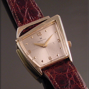 Hamilton 22-Jewel Flight 11 Wristwatch c.1961