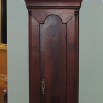 CHIPPENDALE TALL CASE CLOCK - Joseph Wills c.1770 - Clocks