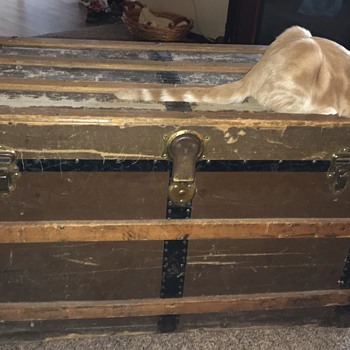 Great Grandma's Trunk