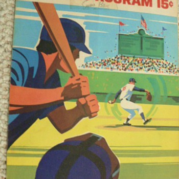 BASEBALL PROGRAM - Baseball
