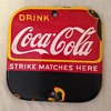 1939 Coca-Cola Match Striker