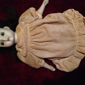 can anyone tell me info about this doll please - Dolls