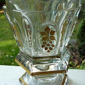Cruistal et Bronze Vase, Paris - Art Glass