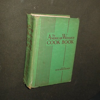 The American Woman's Cook Book 1942