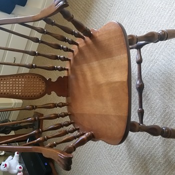 Looking for inforation on this chair! - Furniture