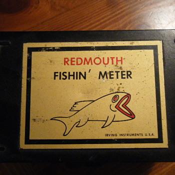 fishin meter