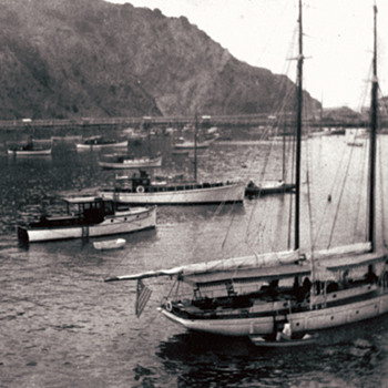 Catalina Island in the Teens - Photographs