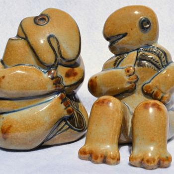 "Bing & Grondahl - Sten Lykke Madsen ""Abstracts"" - Pottery"