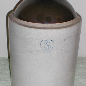Burley Winters Stoneware Jug