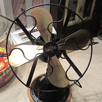 Star Rite Fan from the 1920s - Tools and Hardware
