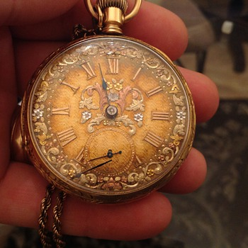 Elgin watch from my grandfather - Pocket Watches