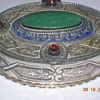 Antique 1880&#039;s inlaid german slver box