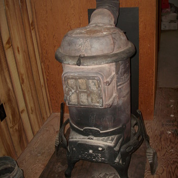 W.J Loth Wood Stove