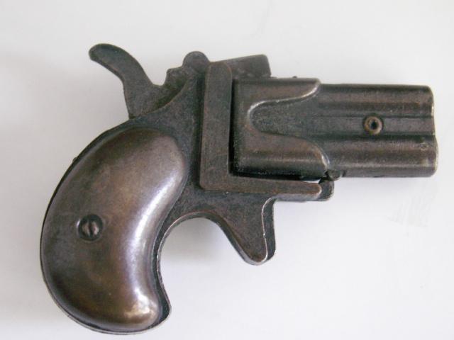 Derringer cap gun - Lookup BeforeBuying