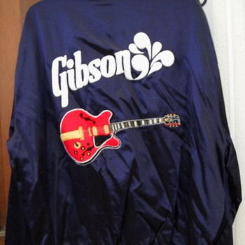Repost BB King Custom red Gibson Lucille Jacket - Music