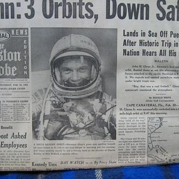 John Glenn RIP.. - Paper