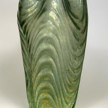 More Loetz Oceanik/Wellenoptisch - Art Nouveau