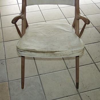 Mid-Century Danish chair